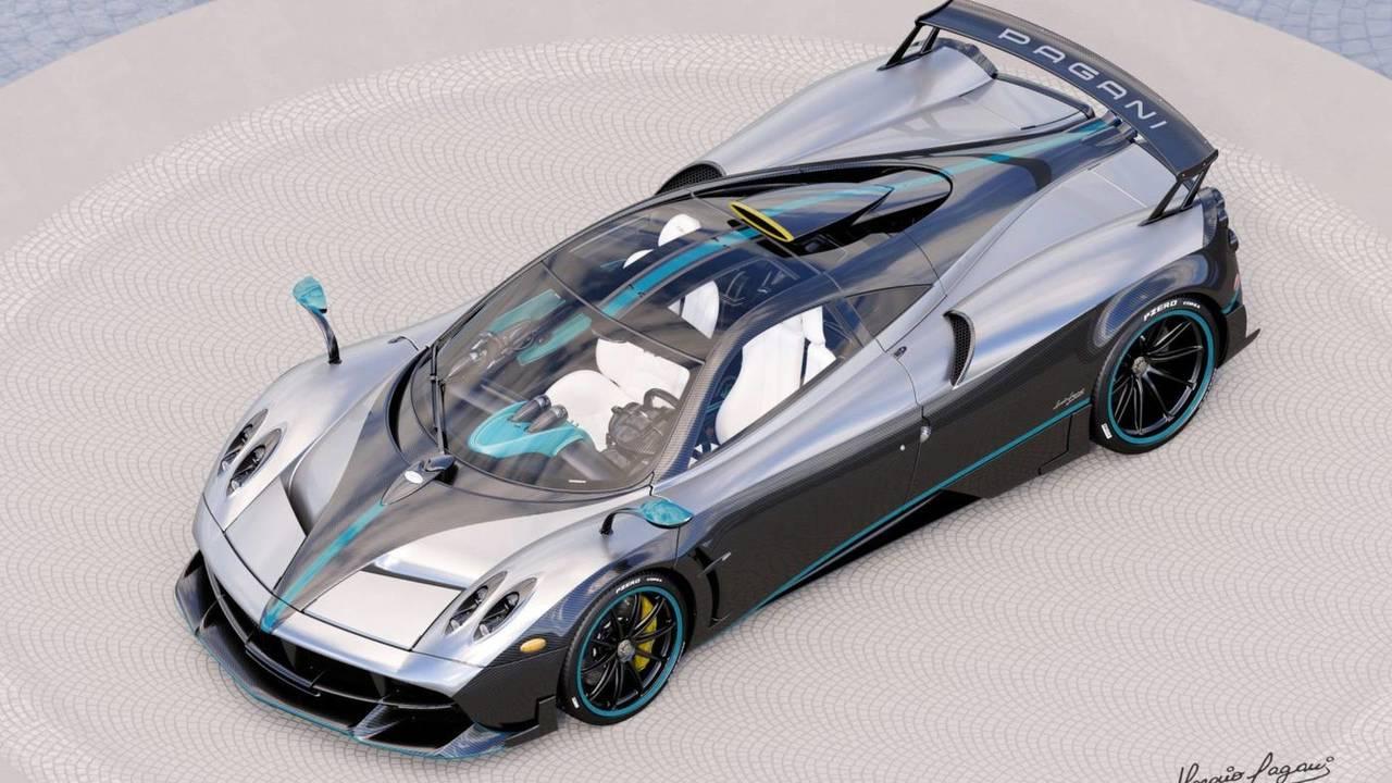 100. Pagani Huayra Coupe