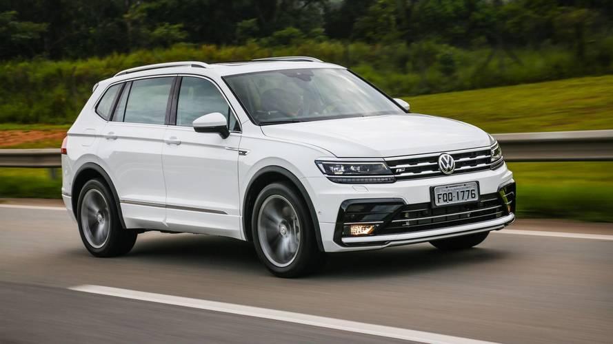 Volkswagen estima que SUVs representarão 50% de suas vendas em 2025