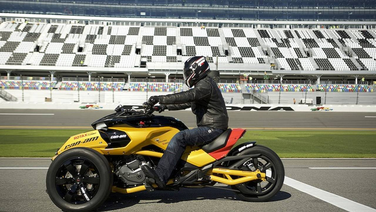 Can-Am Reveals Turbocharged Spyder Concept