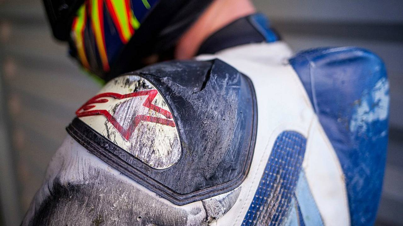 Crash Tested: Alpinestars Race Replica Leather Suit