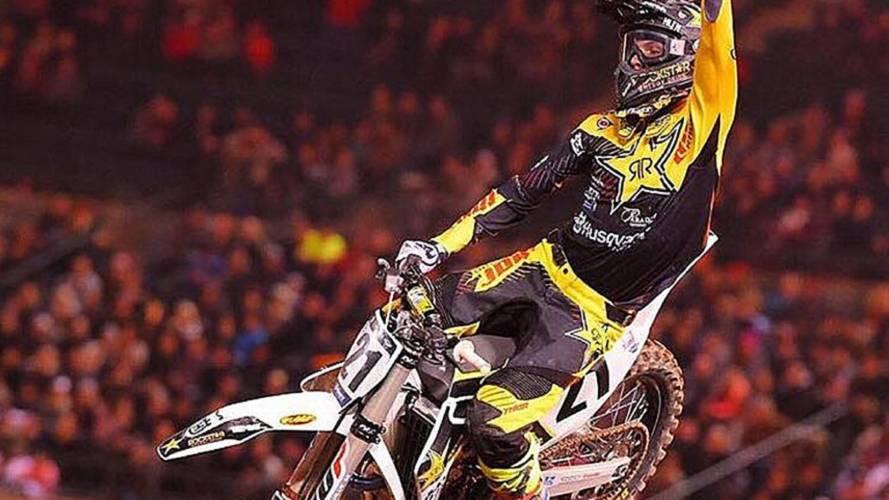 Thrills and Spills at Anaheim Supercross, Round 1