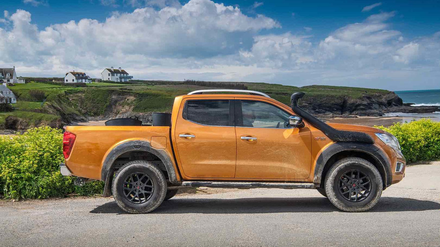 Nissan Navara OFF-ROADER AT32 2018, preparado para todo