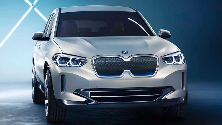 BMW iX3 Concept: Ausblick auf einen Elektro-X3 ab 2020