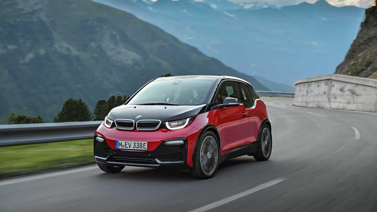 BMW i3s (Range Extender)