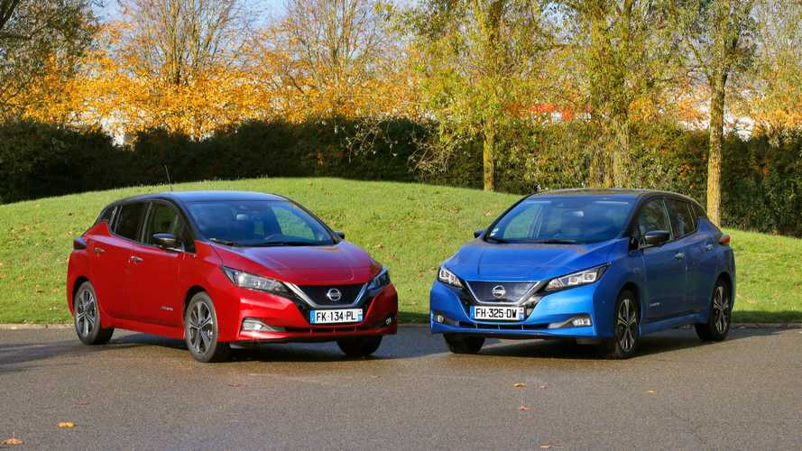 Ireland: Plug-In Electric Car Sales Double With Nissan LEAF On Top