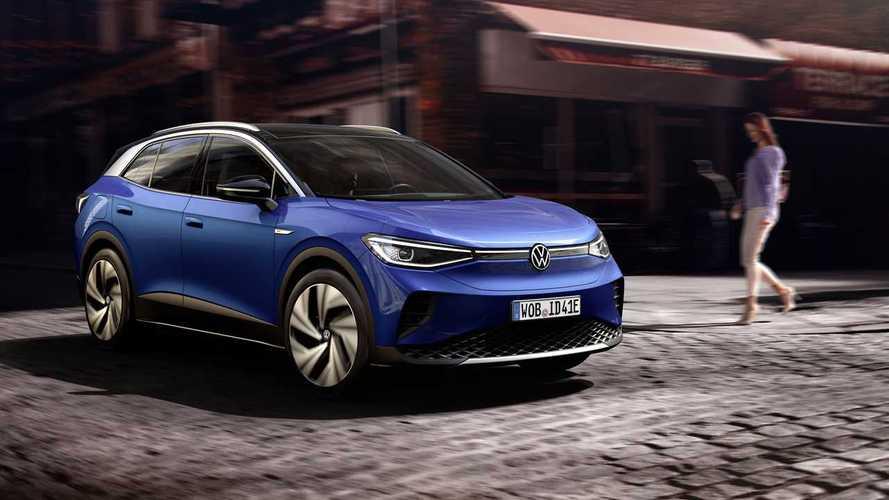 Volkswagen представил свой электрический кроссовер. С глазками и бесплатной зарядкой