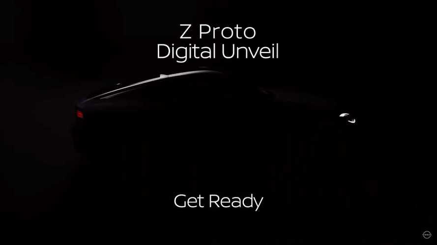 Nissan Z Proto'dan bir yeni ipucu videosu daha geldi!