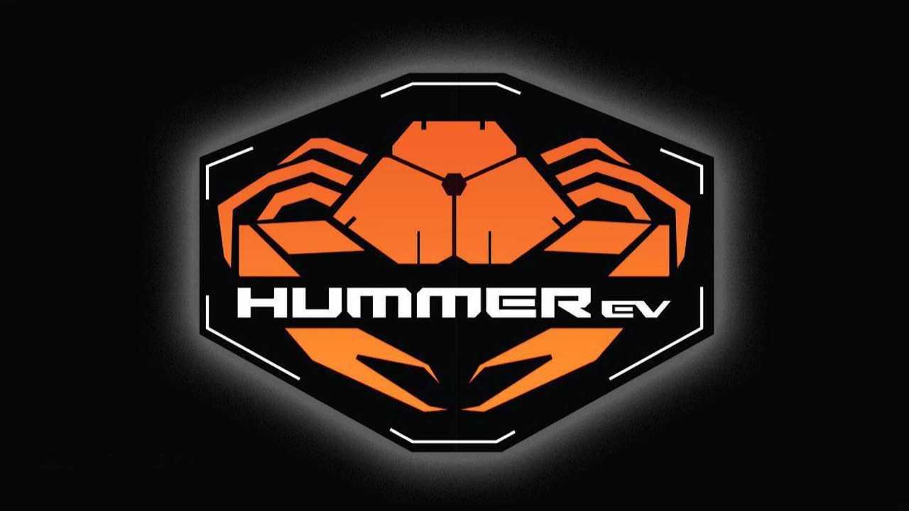 Hummer EV Crab Badge
