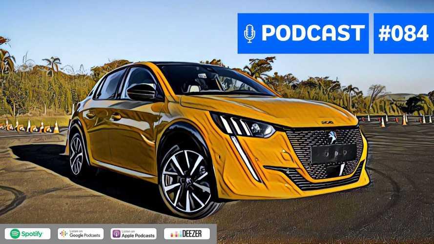 Motor1.com Podcast #84: Novo Peugeot 208 continuará sendo coadjuvante?
