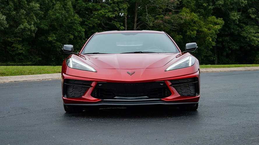 2020 Corvette C8 Production Has Stopped Because They Ran Out Of Parts