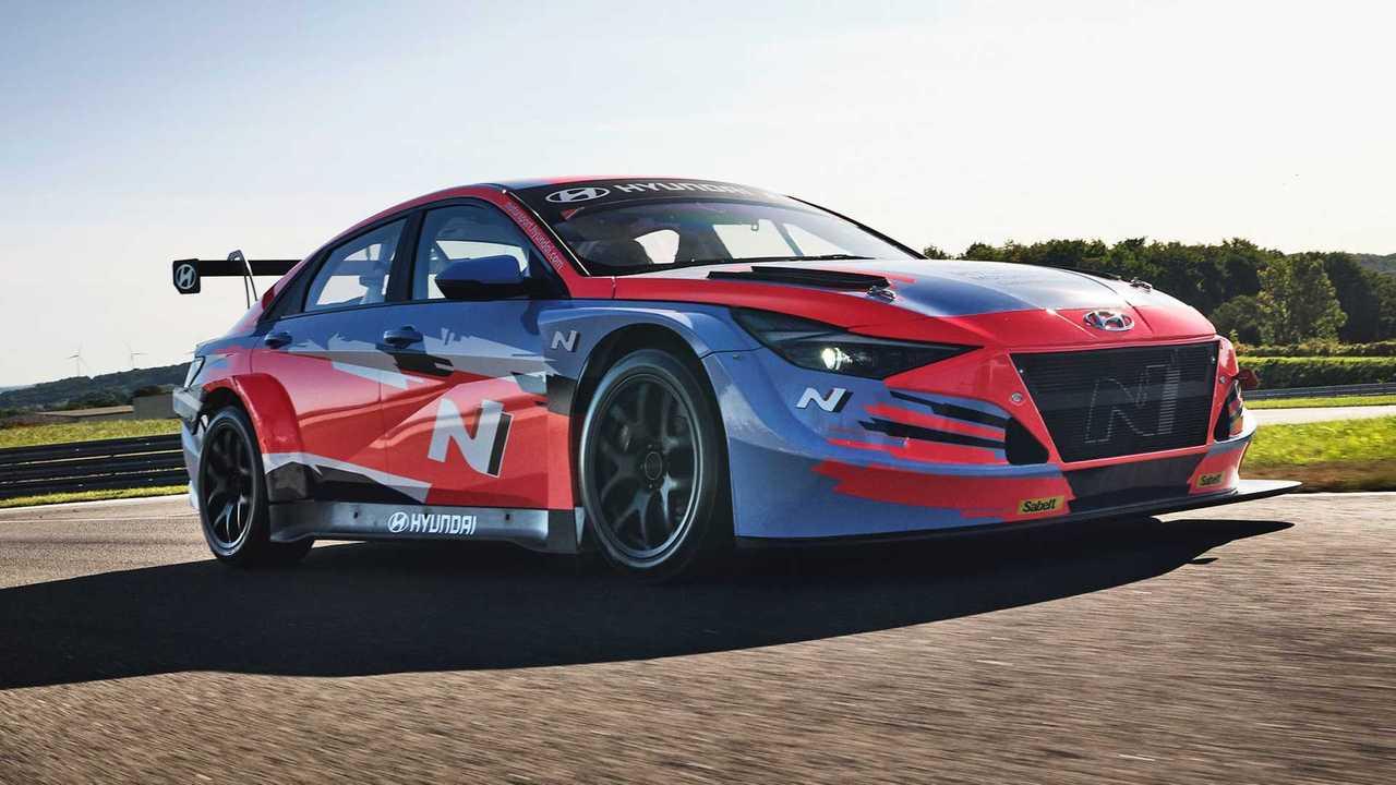 2021 Hyundai Elantra N TCR