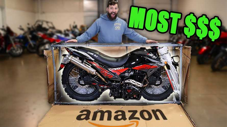 How Good Is The Most Expensive Dual-Sport On Amazon?