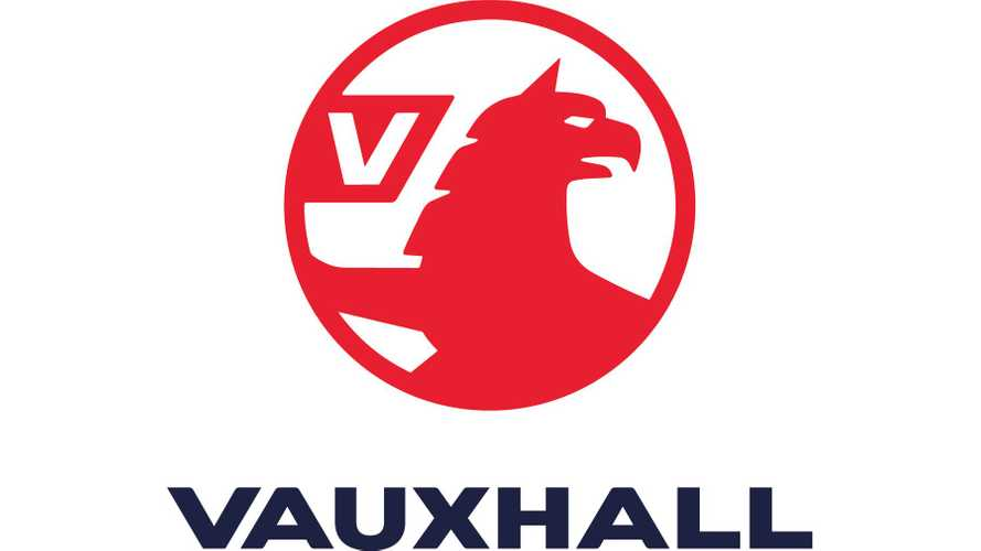 Vauxhall reveals logo redesign