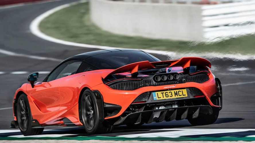 Hennessey ekibi, McLaren 765LT ile 720S'i karşı karşıya getirdi