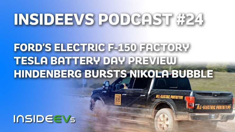 Tesla Battery Day Expectations, Hindenberg Strikes Back At Nikola