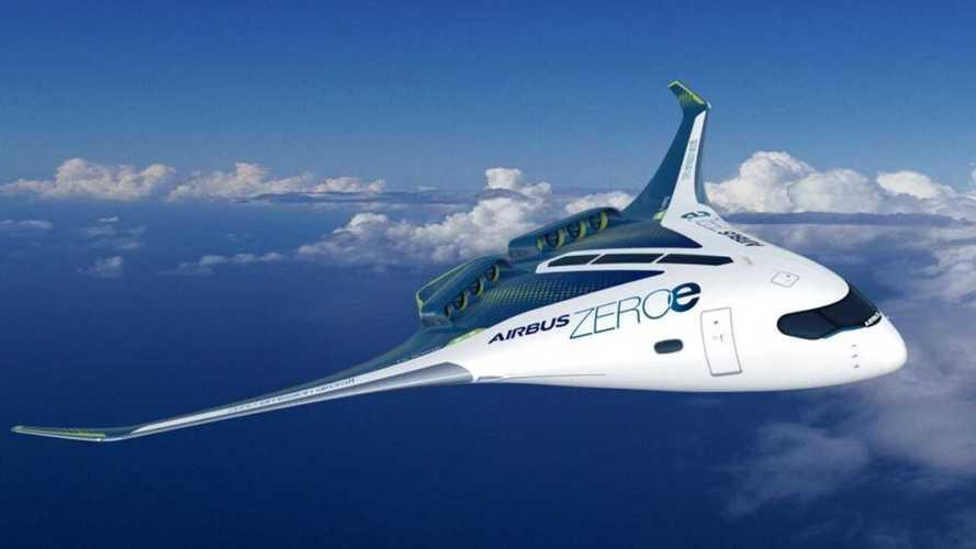Airbus stupisce il mondo: l'aereo a idrogeno diventa realtà