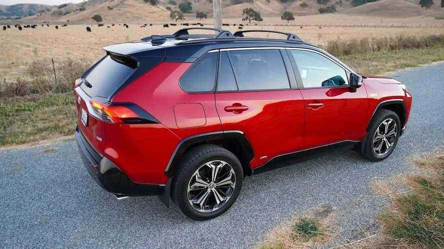 2021 Toyota RAV4 Prime Test Drive