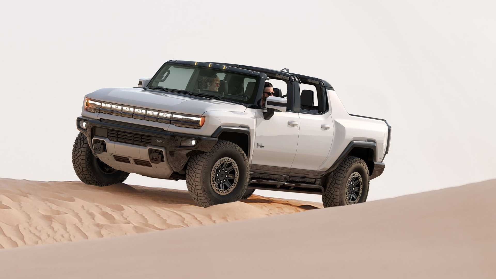 Gmc Hummer Ev Battery Is Over 200 Kwh But Range Is Only 350 Miles Why
