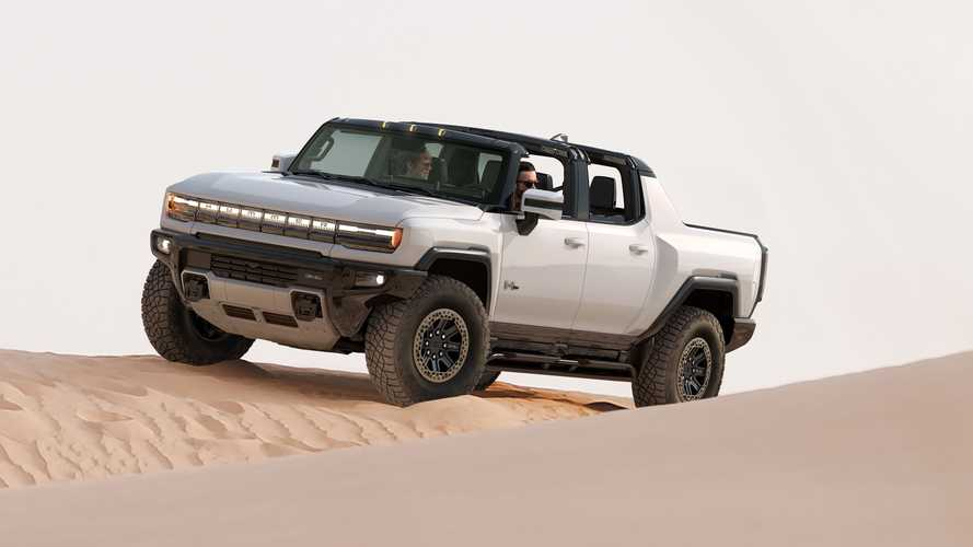 GMC Hummer EV Battery Is Over 200 kWh, But Range Is Only 350 Miles: Why?