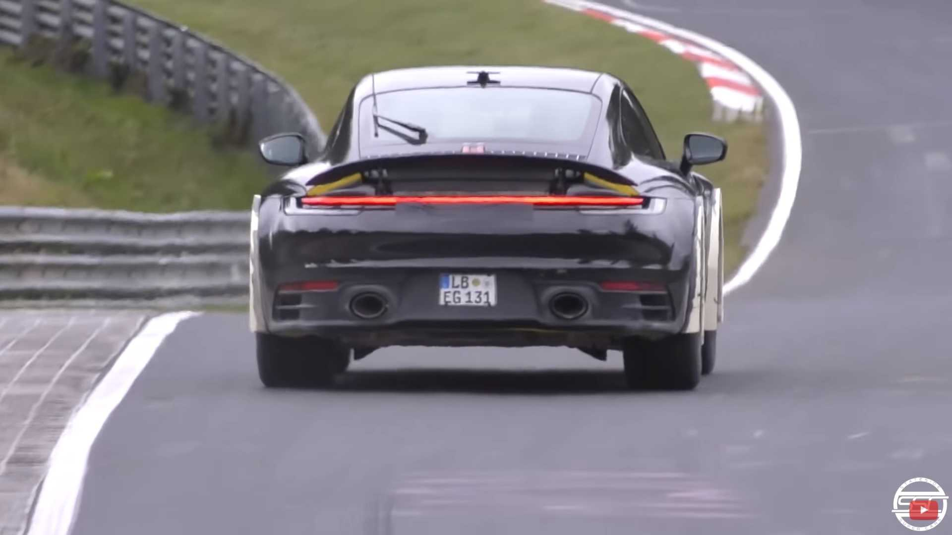 photo of Why Does This Porsche 911 Prototype Ride So High? image