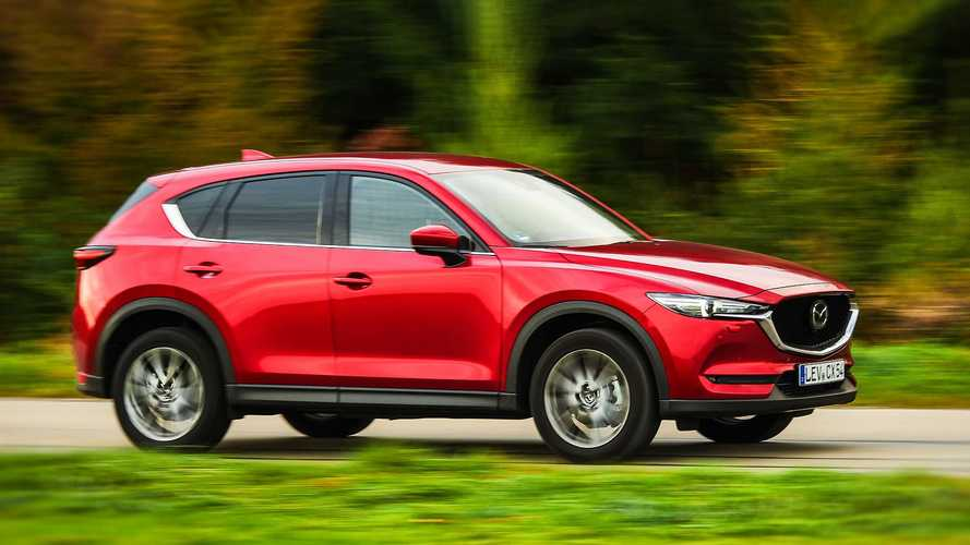 Test: Mazda CX-5 Skyactiv-D 184 AWD Sports Line