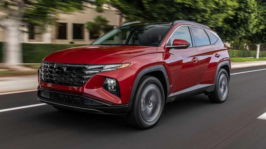 Novo Hyundai Tucson híbrido plug-in está confirmado para meados de 2021