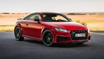 audi tts competition plus reveal