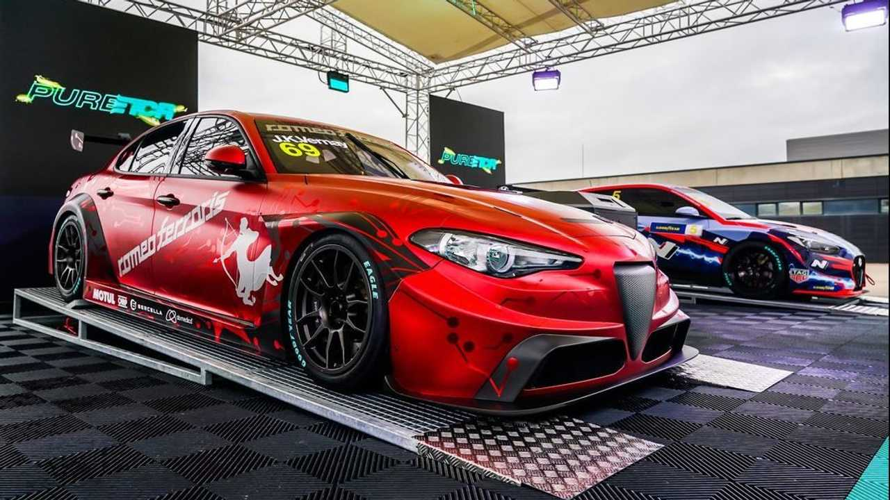 Romeo Ferraris Furia Rossa