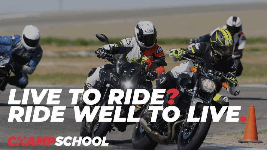 Yamaha Champions Riding School Announces Full 2021 Schedule
