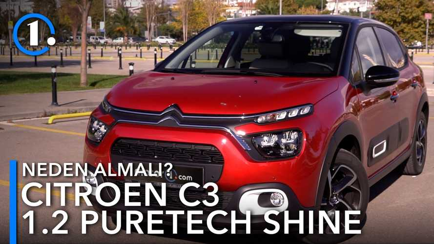 2020 Citroen C3 1.2 PureTech Shine EAT6 | Neden Almalı?