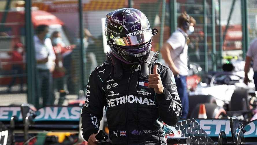 GP de Portugal: récord total de Hamilton, título de Mercedes
