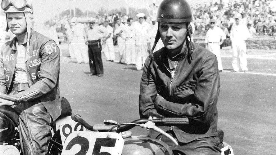 Everett Brashear, Legenda Flat Track Amerika