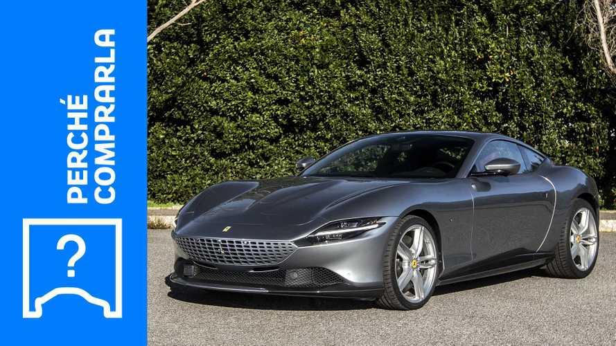 Ferrari Roma, perché comprarla e perché no
