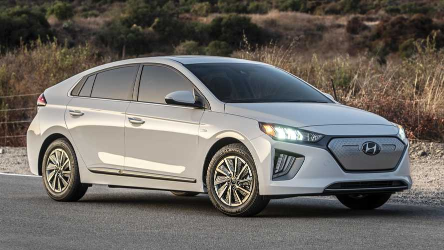Hyundai Ioniq EV, Mini Cooper SE Top Tesla Model 3 In Green Awards