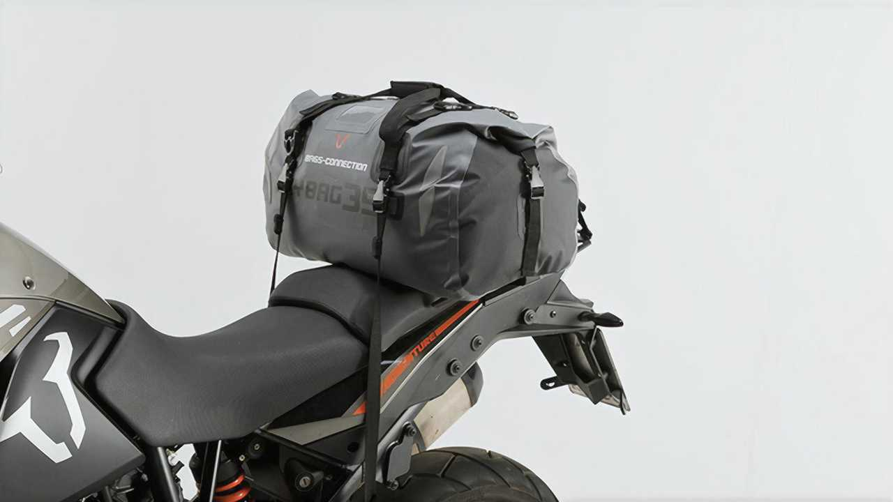 Gear Review: SW-Motech Drybag 350