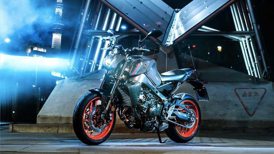 Así es la nueva Yamaha MT-09 2021, cuando nadie la esperaba