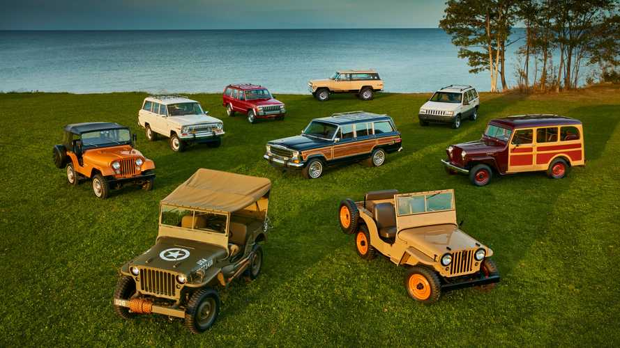 Jeep, 80 anni di offroad all'americana