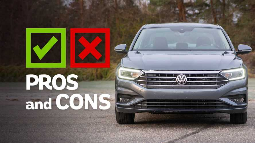 2020 Volkswagen Jetta: Pros And Cons