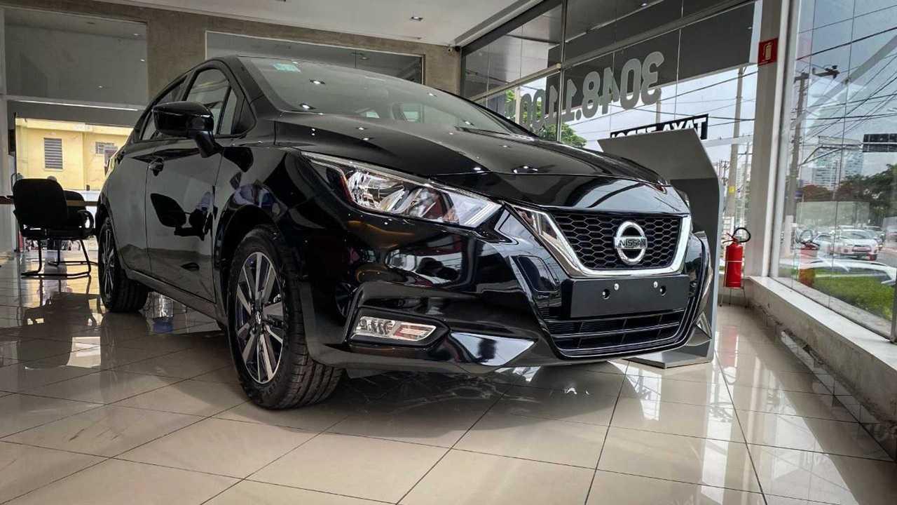 Nissan Versa 2021 Concessionária