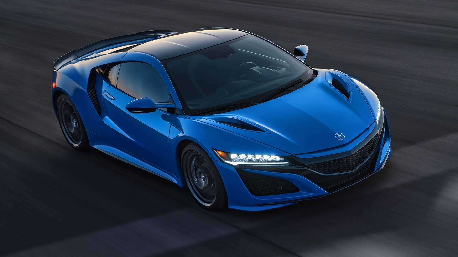 2021 Acura NSX Front - 5293029