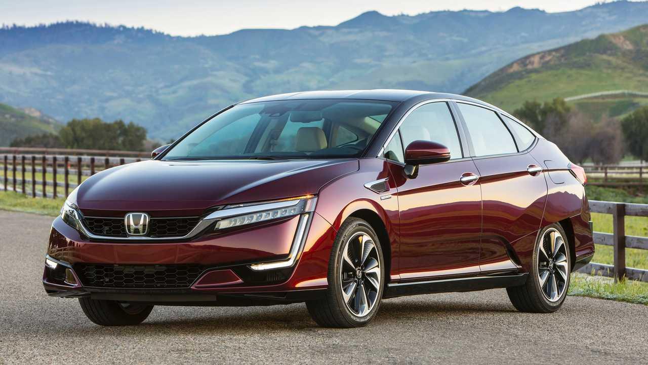 Honda Clarity Fuel Cell Ön Cephe