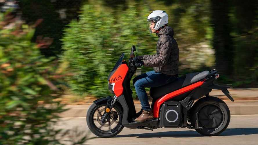 Seat MÓ eScooter 125: Erster Elektroroller von Seat startet 2021