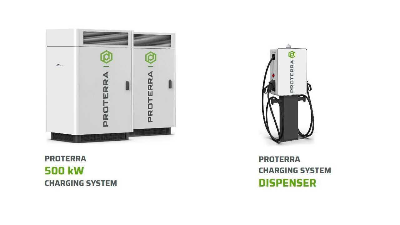 Proterra EV charging solutions