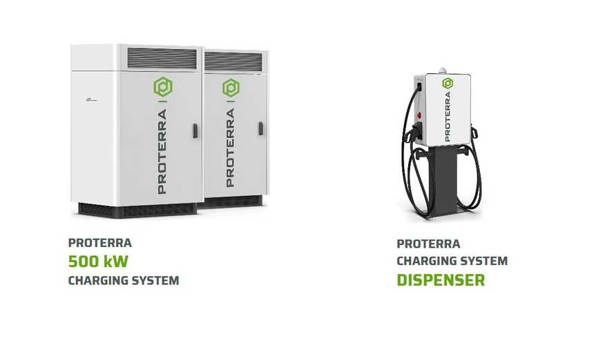 Proterra Shows Off New Comprehensive Charging Solutions For Fleets