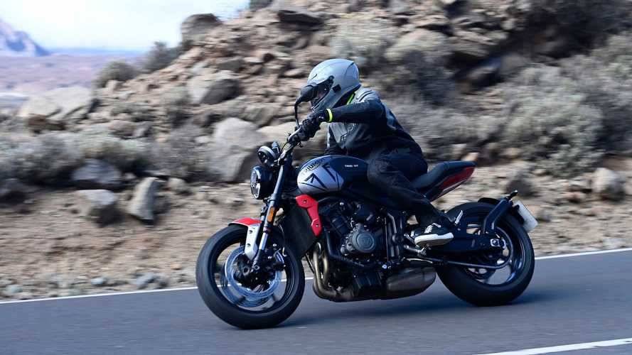 Triumph Philippines Opens Bookings For Trident 660