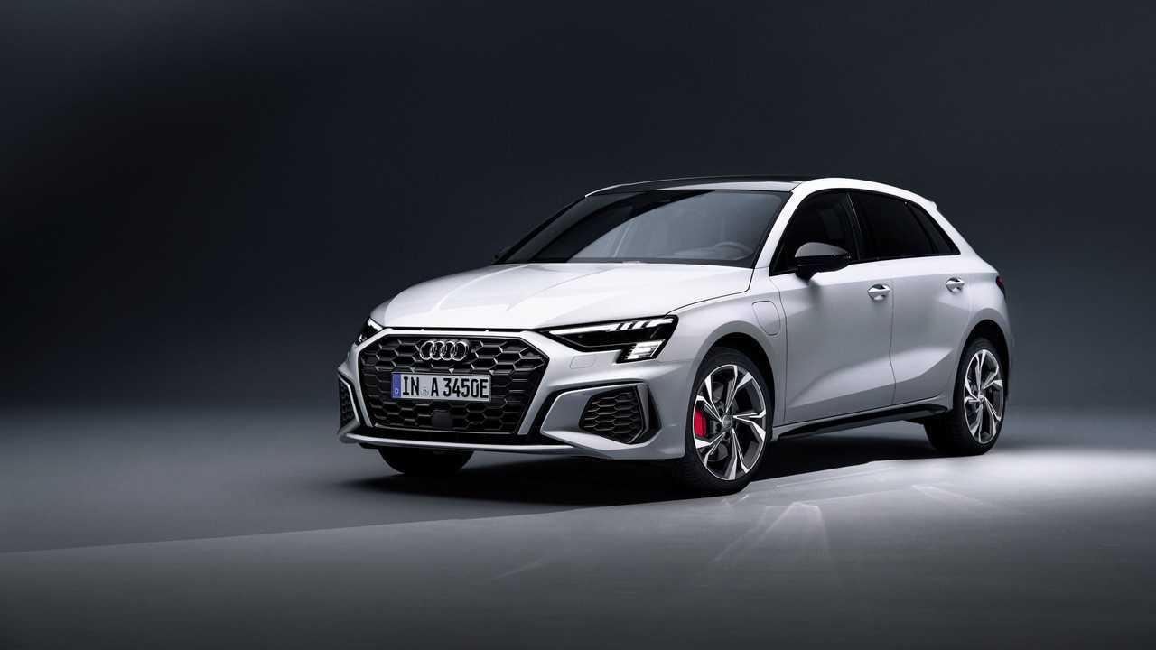 Nuova Audi A3 Sportback 45 TFSI e
