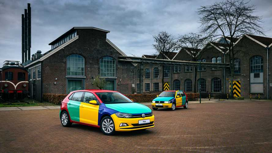 VW Polo Harlequin In Netherlands