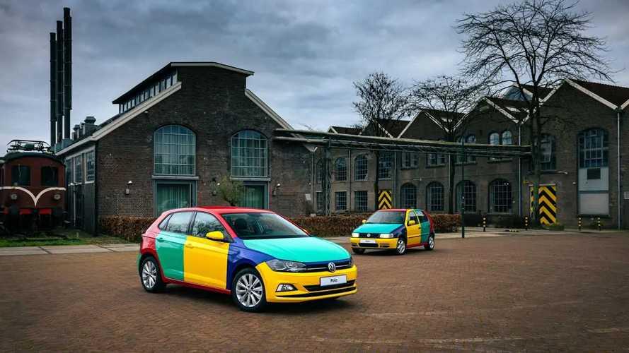 VW Polo Harlequin (2021) Netherlands