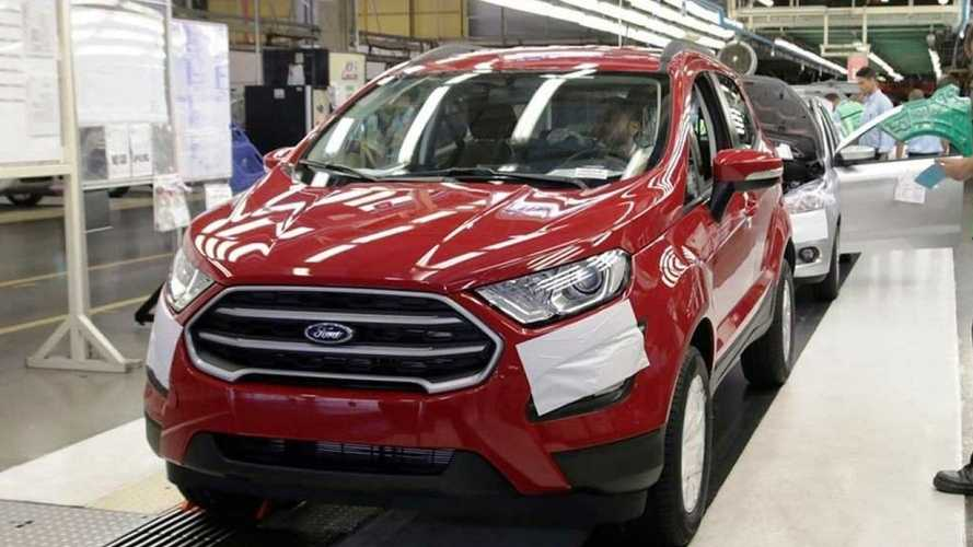 Indústria: Ford bate prego no caixão de 2020 e expectativas para 2021 são reduzidas
