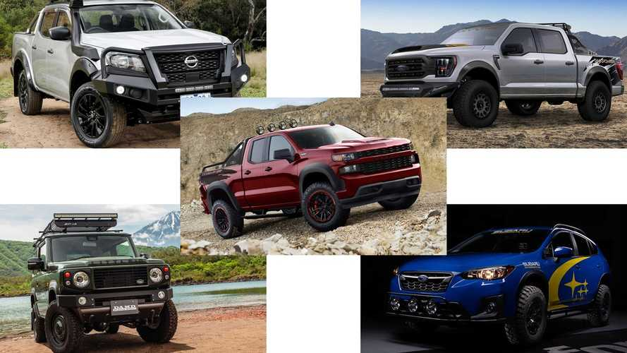 Top 5 Modifikasi Off Road Pilihan 2020